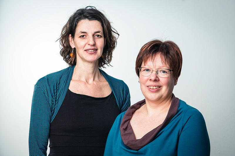 Mag.a Manuela Bachlechner / Mag.a Elisabeth Schmid